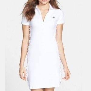 NWT Tommy bahama side ruffle dress